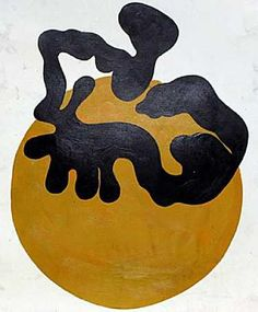 Oil Painting on Paper - Jean Hans Arp - Mar 2019 Canvas 5, Canvas Signs, Kandinsky, Collages, Cavalier Bleu, Basquiat Paintings, Hans Arp, Oil Painting On Paper, Architecture Collage