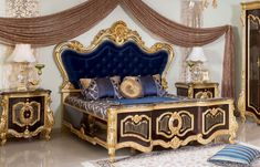 Latest Bed, King Bedroom Sets, Full Bed, Luxurious Bedrooms, Wingback Chair, Luxury Furniture, Accent Chairs, Couch, Modern