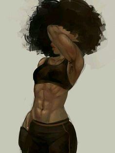 #negras #pretinhas #meninas #garota #black #desenho
