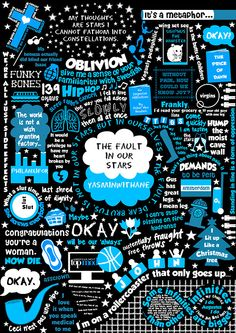 One of my new favorite books. The Fault in our Stars