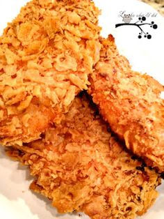 Crunchy Seasoned Chicken