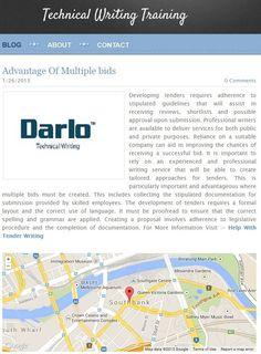 Darlo Technical Writing-- http://darlotechnicalwriting.com/ ---