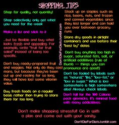 Here are a few tips...