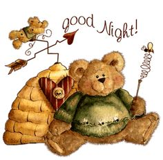 Good Night | http://www.mastgraphics.com/good-night/good-night-95/