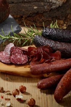 Rohwurst Sausage, Meat, Shop, Sausages, Store, Chinese Sausage