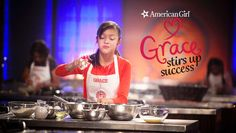 """Check out """"American Girl: Grace Stirs up Success"""" on Netflix"""