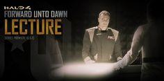 """Holocrn: """"Lecture"""", penúltimo mini-corto de Halo 4: Forward Unto Dawn"""