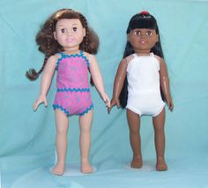 Springfield Collection Dolls: Free 18-inch Doll Clothes Pattern