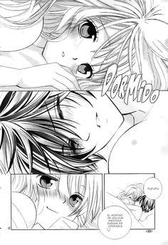 Manga Kobayashi ga Kawai Sugite Tsurai-- Capítulo 61 Página 23