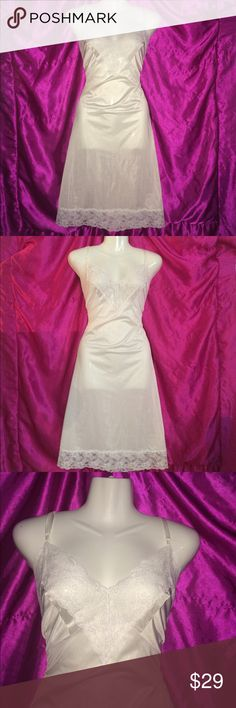 💗SLIP DRESS/SWIM COVER/CHEMISE/LI GERIE/LACE/TANK 💗HURRY DONT MISS OUT 💗GORGEOUS BEAUTIFUL SLIP DRESS 💗EXCELLENT CONDITION PRETTY COLOR SATIN SILKY LIKE.    💗GORGEOUS VINTAGE Wear as a Dress or 💗wear as lingerie OR 💗Swim Cover. Cut & wear as a  TANK TOP WITH JEAN SHORTS💗  Not love or lemons,or FP,Victoria's secret brand TAG:free people,Anthropologie,lf,betsey Johnson,Zara,Madewell,date night,honeymoon lingerie,bridal lingerie,vacation,pink Pinstripe,rockabilly,pin up    Last pic not…