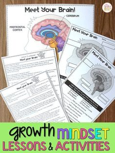 Do your students have a growth mindset or a fixed mindset? Here are some engaging activities for elementary kids. These lessons are designed as a way to foster a Growth Mindset culture in your classroom with your students. Also Included are bulletin board resources to display student work. By Mrs. Winters Bliss #growthmindset #growthmindsetlessons #growthmindsestactivities
