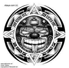 maya tattoo - Google Search