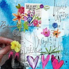 SpringScape {Bundle} by Little Butterfly Wings & Studio Basic http://the-lilypad.com/store/SpringScape-Bundle.html