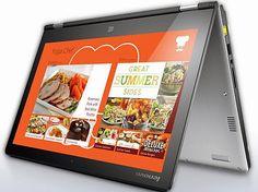 O ultrabook Yoga 2 da Lenovo se transforma em um tablet -http://www.blogpc.net.br/2015/01/O-ultrabook-Yoga-2-da-Lenovo-se-transforma-em-um-tablet.html  #LenovoYoga2