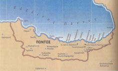 Santeos: Κατάρες στον Πόντο. Greece, History, Blog, Family Trees, Places, Maps, Cards, Greece Country, Historia