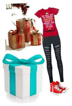 """MERRY CHRISTMAS!!!!!!!"" by ggfashionlover ❤ liked on Polyvore"