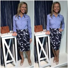 Shirt In Wear and skirt More&More