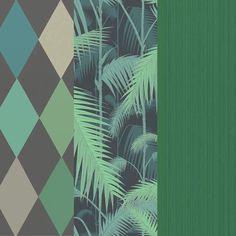 #interiordesign #decor #TODesign via cole_and_son_wallpapers