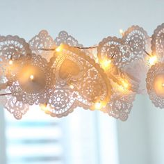 46 Awesome String-Light DIYs For Any Occasion                                                                                                                                                                                 More