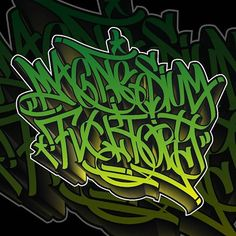 Graffiti Piece, Graffiti Tagging, Calligraphy Alphabet, Wicked, Neon Signs, Tags, Ink, Lyrics, Drawings