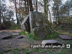 Le Tombeau de Merlin - Forêt de Brocéliande Brittany, Places Ive Been, Earth, Culture, Geo, Mystic, Wanderlust, Spaces, Decoration