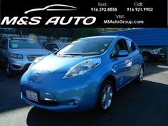 #HellaBargain 2011 Nissan LEAF SL Hatchback 4D - Sacramento's favorite car dealer since 1995! We can help with financing through Banks and Credit Unions - call for info 916-921-9902 or visit our website at www.MSAutoGroup.com. - SKU: JN1AZ0CP6BT003377 - Price: $7,995.00. Buy now at https://www.hellabargain.com/2011-nissan-leaf-sl-hatchback-4d.html