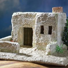 1 million+ Stunning Free Images to Use Anywhere Nativity Crafts, Christmas Nativity, Christmas Home, Xmas, Pottery Houses, Decorated Wine Glasses, Art Village, Cement Crafts, Free To Use Images