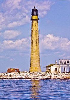 Boon Island Lighthouse, Maine