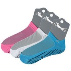SHASHI socks make a great gift for the mom-to-be. Perfect for the overnight hospital bag and for home! Don't know which color would be best? Get a multipack and get triple the colors to choose from in one convenient package. Grip Socks, Toe Socks, Barre Socks, Pilates Barre, Dog Runs, Hospital Bag, Lycra Spandex, Barefoot, Ballet Flats