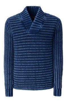 stonewash menswear jumper