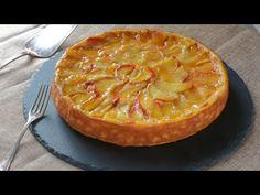Torta alle Pesche Facilissima - YouTube Biscotti, Cake Cookies, Cupcakes, Breakfast Cake, Oreo, Cake Recipes, Sweet, Desserts, Food