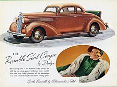 1936 Dodge Rumble Seat Coupe | da aldenjewell