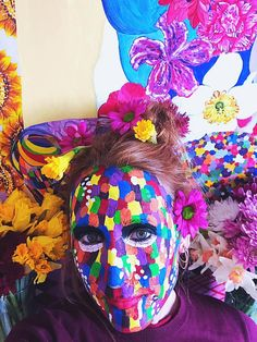 30 Aniversari Anna. 2 d'abril 2020 Exhibitions, Carnival, Anna, Face, Painting, Carnavals, Painting Art, The Face, Paintings