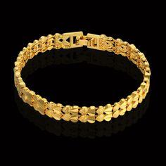 6837cc51adcaf 58 Best Gold Bracelet for men | jewellery for men by menjewell.com ...