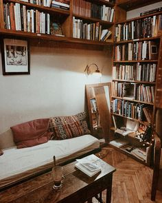 Bookshelves, Bookcase, Pathways, Couch, Instagram Posts, Bookstores, Room, Bibliophile, Furniture
