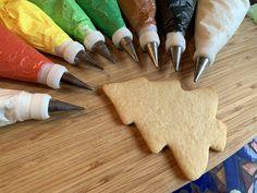 Davids Cookies, Icing, Desserts, Food, Decor, Tailgate Desserts, Deserts, Decoration, Essen