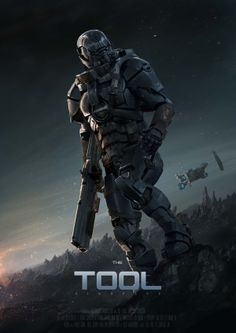The Tool on Behance by Igor Kambarov More robots here. Cyberpunk, Futuristic Armour, Futuristic Art, Fantasy Armor, Sci Fi Fantasy, Combat Armor, Armor Concept, Concept Art, Sci Fi Armor