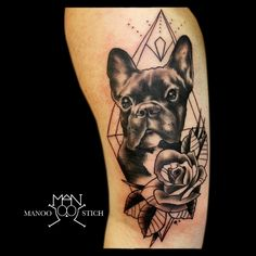 Manoo Stich Tattoos @ Stich Piraten - Berlin, Germany