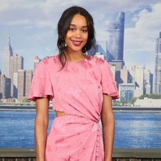 Introducing our #WCW of the week... @lauraharrier! 💘 Here's what you should know about our recent #TBScrush:  👗 She started her career as a model 👯  🎞 But her dream always was to become an actress!  ‼️She's not the daughter of a celebrity or the sister of a super model: she's the girl next 🚪 who has achieved success through sheer talent.