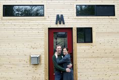 This ingenious couple built the house oftheir dreams— and it's amazingly small!