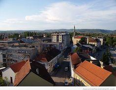 Bihac Bosnia travel place