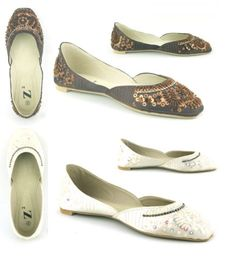 Ladies Casual Open Sided Shoe