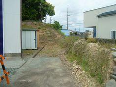 諸井赤道の障害になっていた物置を撤去したのでこれからは袋井市建設課が工事をするだけです。