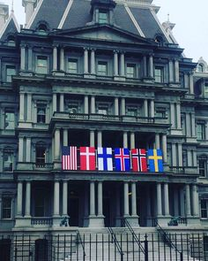 by @shavonnia_cj #WhiteHouse #USA The #Nordic leaders are coming yay!!!
