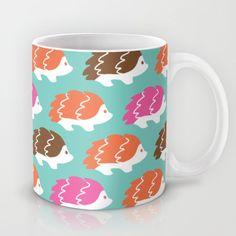 The Bashful Hedgehogs Mug