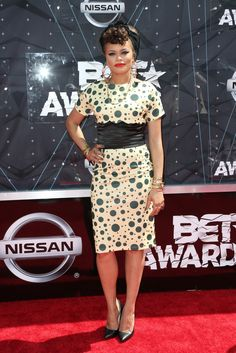2dc1aec82192 Andra Day Photos - 2015 BET Awards - Arrivals - Zimbio Bet Awards