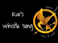Rue's Whistle Song (Full Orchestra) - The Hunger Games Movie Soundtrack  OMG OMG GORGEOUS. LOOOVE IT!!!