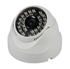 "21.99$  Buy here - http://aligp4.shopchina.info/go.php?t=32798941995 - ""1/3"""" CMOS 800TVL 48 LEDs IR Cut Security Indoor Dome Home CCTV Camera 3.6mm"" 21.99$ #magazine"