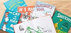 349000 It's Story Time: Classic Reads by Dr. Seuss & More