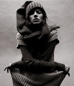 Freja Beha Erichsen #knitwear